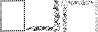 KR St Patricks Frames font