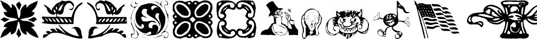 Preview image for Davys Regular Font