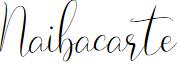 Naibacarte