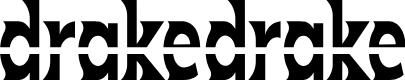 Preview image for Drakedrake Font