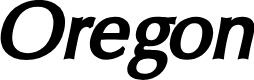 Preview image for Oregon LDO ExtraBold Oblique