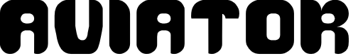 Preview image for AVIATOR Font