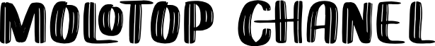 Molotop Chanel Regular