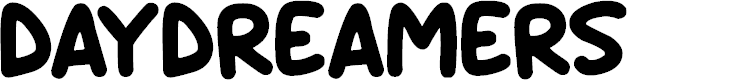 Preview image for Daydreamers Font