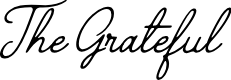 Preview image for The Grateful 4 Font