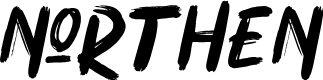 Preview image for NORTHEN Font
