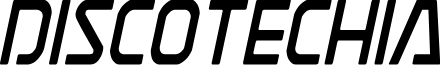 Discotechia Condensed