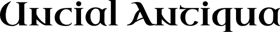 Uncial Antiqua