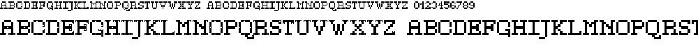 Preview image for FSerifQ Regular Font