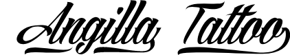 Preview image for Angilla Tattoo Personal Use  Font