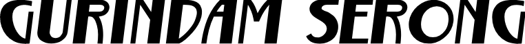 Gurindam Serong