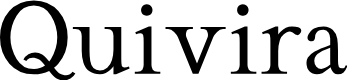 Preview image for Quivira Font
