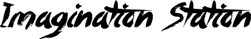 Preview image for Imagination Station Font