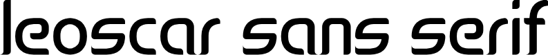 Preview image for Leoscar Sans Serif