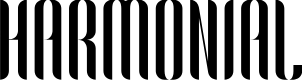 Preview image for Harmonial Font