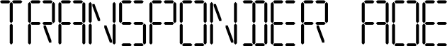 Transponder AOE