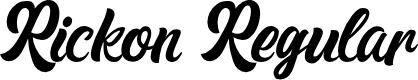Rickon by typotopia