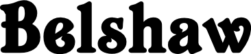 Preview image for Belshaw Font