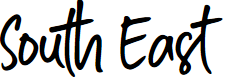 Preview image for South East Font