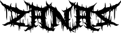Zanaz font