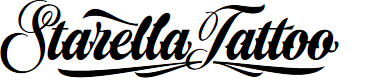 Preview image for Starella Tattoo PERSONAL USE Font