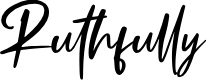 Preview image for Ruthfully Font