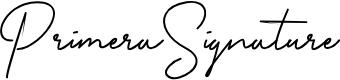 Preview image for Primera_Signature Font