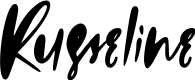Preview image for Russeline Font