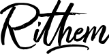 Preview image for Rithem Font