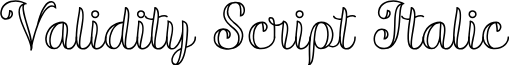ValidityScriptPERSONALUSE