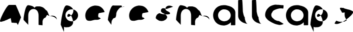 Ampere SmallCaps