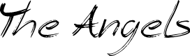 Preview image for The Angels Font