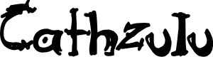 Preview image for Cathzulu Font