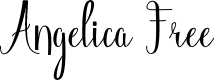 Preview image for Angelica Free Font
