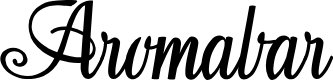 Preview image for Aromabar Personal Use  Font