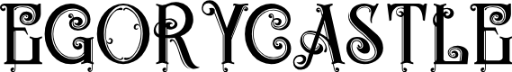 Preview image for Egorycastle Font