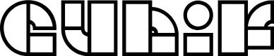 Preview image for Cubik Font