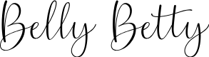 Preview image for Belly Betty Font