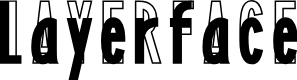 Preview image for LayerfaceUnion Font