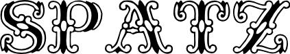 Preview image for Spatz Plain Font