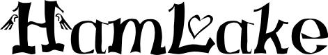 Preview image for HamLake Regular Font