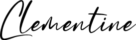 Preview image for Clementine Font