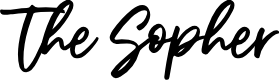 Preview image for The Sopher Font