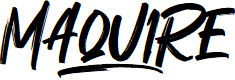 Preview image for Maquire Font