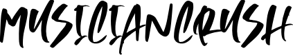 Preview image for MusicianCrush Font