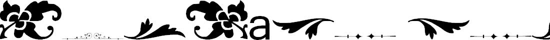 Preview image for Vintage Decorative Signs 9 Font