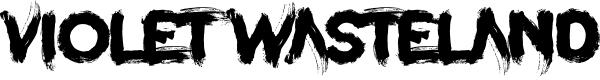 Preview image for Violet Wasteland Font