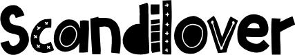 Preview image for Scandilover Font