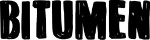 Preview image for DK Bitumen Regular Font