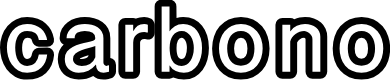 Preview image for carbono Font